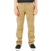 Volcom Faceted Pants (Ages 8-14) - Boy's
