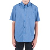 Volcom Weirdoh Solid Shirt (Ages 8-14) - Boy's
