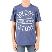 Volcom Bad News T-Shirt (Ages 8-14) - Boy's