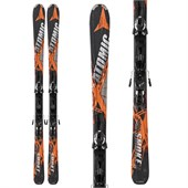 Atomic Smoke Skis + XTO 10 Demo Bindings - Used 2013