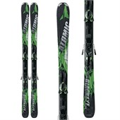 Atomic Blackeye Ti Skis + XTO 12 Demo Bindings - Used 2013