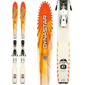 Dynastar Cham 87 Skis + XTE 10 Demo Bindings - Used 2013