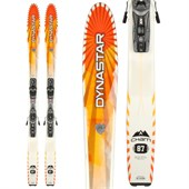 Dynastar Cham 87 Skis + NX 10 Bindings - Used 2013