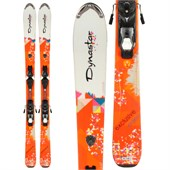 Dynastar Eden Skis + XTE 10 Demo Bindings - Used - Women's 2013