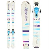 Dynastar Reveal Skis + Xpress 10 Demo Bindings - Women's 2013
