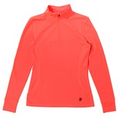 Orage Eco Dry Zip Baselayer Top - Women's