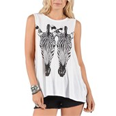 Volcom Breezy Muscle Tank Top - Women's