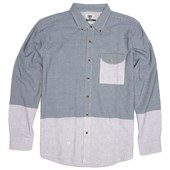 Vissla On Rayl Long-Sleeve Button-Down Shirt