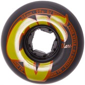 OJ Logo Family Black 99a Skateboard Wheels