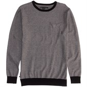 Billabong Distress Crew Neck Sweater