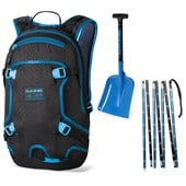 DaKine Ally Backpack + SC Shovel + SC Probe 2015