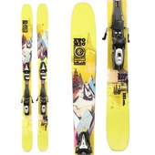Atomic Access Skis + Tyrolia SP 100 Demo Bindings - Used 2011