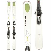 Kastle LX 82 Skis + Tyrolia SP 100 Demo Bindings - Used 2012