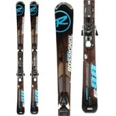 Rossignol Experience 88 Skis + XT 10 Demo Bindings - Used 2013