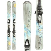 Rossignol Temptation 88 Skis + Tyrolia SP 100 Demo Bindings - Used - Women's 2012