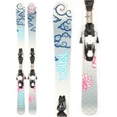 Volkl Kenja Skis + Atomic XT 7 Demo Bindings - Used - Women's 2013