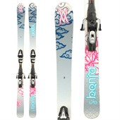 Volkl Kenja Skis + Tyrolia SP 100 Demo Bindings - Used - Women's 2013
