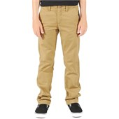 Volcom Faceted Pants (Ages 4-7) - Boy's