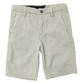 Volcom Faceted Shorts (Ages 4-7) - Boy's