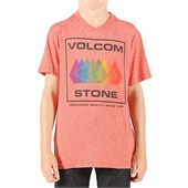 Volcom All Seeing T-Shirt (Ages 4-7) - Boy's