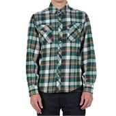 Volcom Alaska Long-Sleeve Button-Down Flannel Shirt