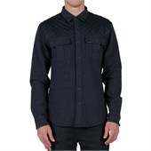 Volcom Treehouse Long-Sleeve Button-Down Flannel Shirt