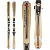 Dynastar Booster 8 Skis + NX 10 Demo Bindings - Used 2010