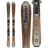 Dynastar Sultan 80 Skis + NX 10 Demo Bindings - Used 2011