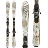 K2 Supersmooth Skis + iPT 10 Demo Bindings - Used - Women's 2012