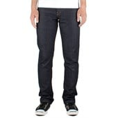 The Unbranded Brand Skinny Fit Indigo Selvedge Jeans