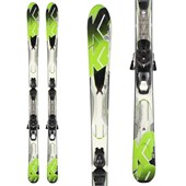 K2 A.M.P. Photon Skis + XTE 10 Demo Bindings - Used 2013