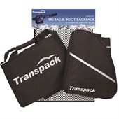 Transpack Alpine Jr. Boot Bag + Ski Bag Set - Kid's