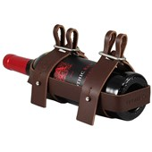 Fyxation Leather Wine Holder