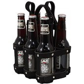 Fyxation Leather 6 Pack Caddy