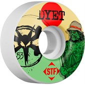 Bones Dyet Swamp Thing Skateboard Wheels