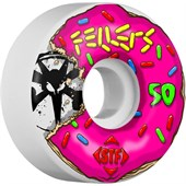 Bones Fellers Sprinkles 83b Skateboard Wheels
