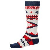 Armada Double Diamond Lightweight Merino Sock - Women's