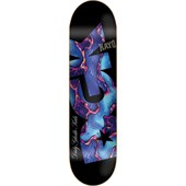 DGK Cosmic Black Skateboard Deck