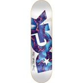 DGK Cosmic White Skateboard Deck
