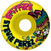Spitfire Perez Smash N Grab Mashup 99a Skateboard Wheels