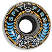 Spitfire 80HD Speedies Clear Skateboard Wheels