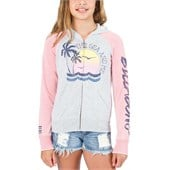 Billabong Moon Lover Zip Hoodie (Ages 8-14) - Girl's