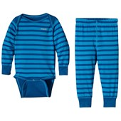 Patagonia Capilene 3 Midweight Baselayer Set - Toddler - Boy's
