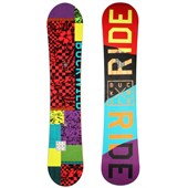 Ride Lil' Buck Snowboard - Boy's 2015