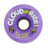 Cloudride Slide 86a Longboard Wheels