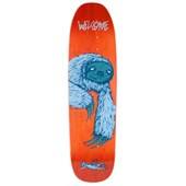 Welcome Sloth 8.5 On Nimbus 3000 Skateboard Deck