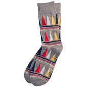 Richer Poorer Swindler Socks