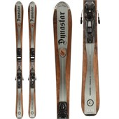 Dynastar Sultan 80 Skis + Rossignol Axium 120 Demo Bindings - Used 2011