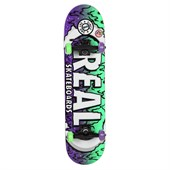 Real Ooze Oval 7.75 Skateboard Complete