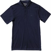 RVCA Sure Thing Long-Sleeve Polo Shirt